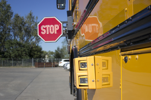 New exterior bus cameras spread awareness to student safety