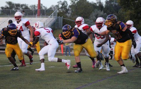 Football Recap: Bellevue West vs. Omaha South