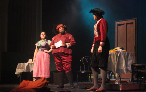New student-written play hits the stage