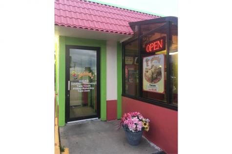 Front of Abelardo's located on 2203 Avery Rd E in Bellevue