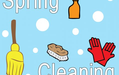 Redefining spring cleaning for high school students