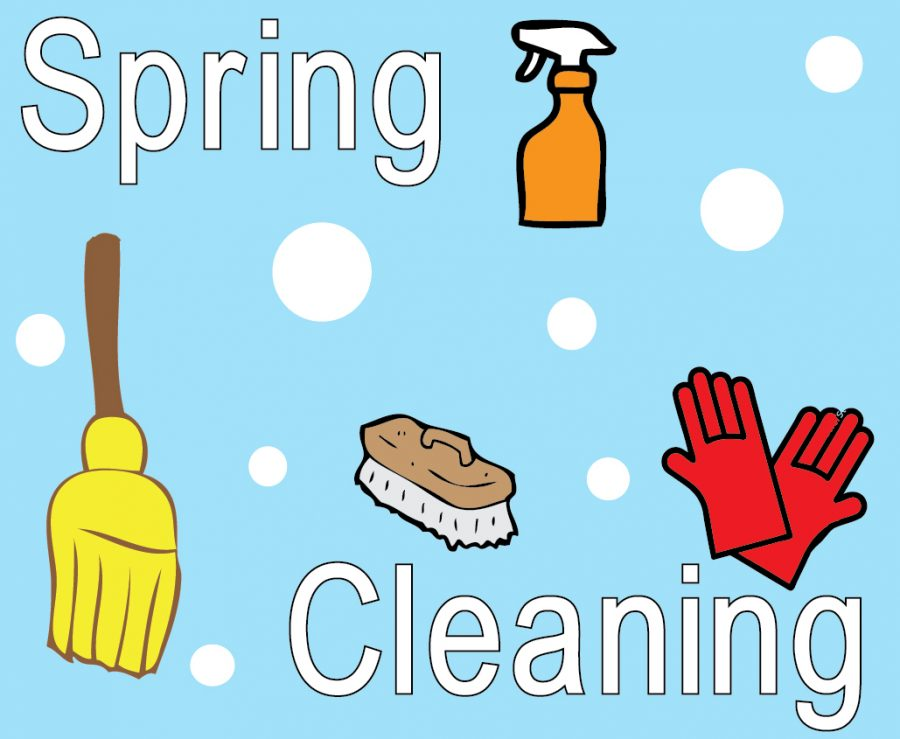 Redefining+spring+cleaning+for+high+school+students