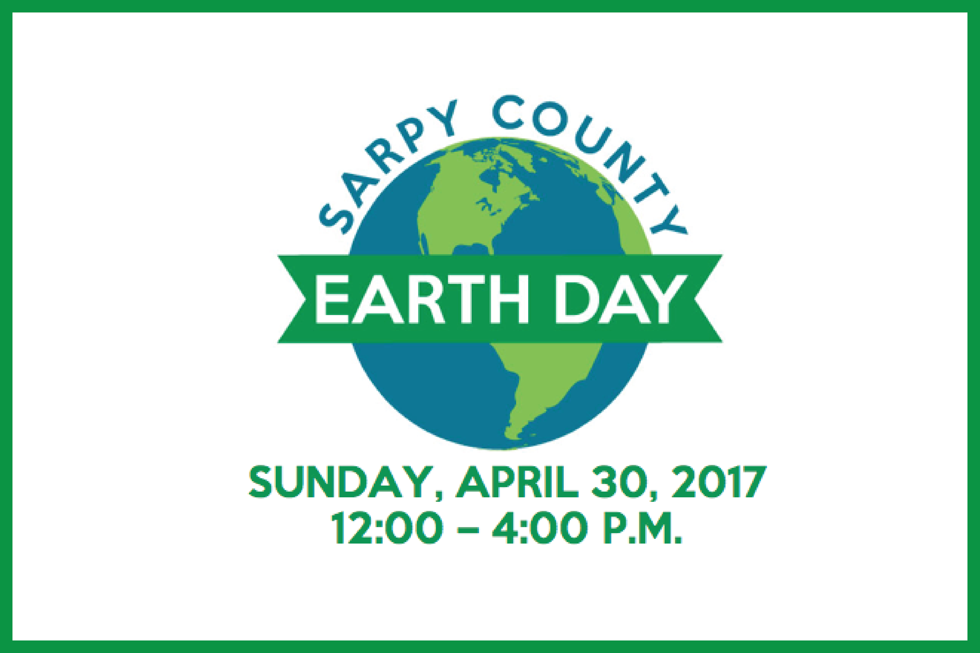 The Sarpy County Earth Day Celebration & Expo will be held at the Lied Activity Center on April 30.