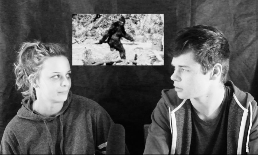 Conspiracy Theories with Jacob and Jerri S1:E5: Bigfoot