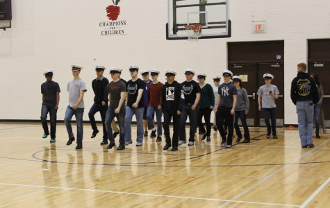 Bellevue West hosts annual drill meet