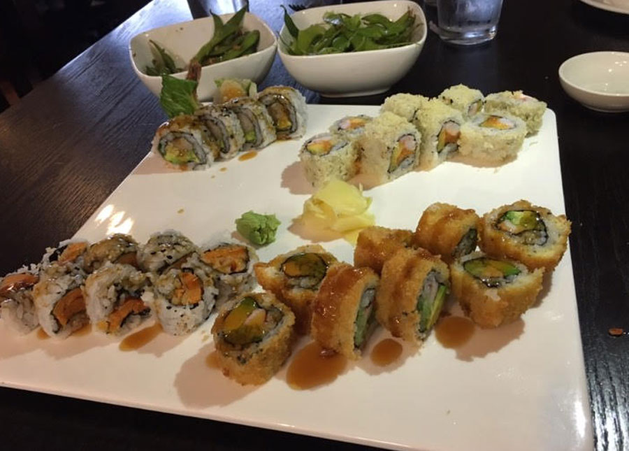 Umami+offers+multiple+varieties+of+Sushi+combinations