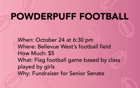 Powderpuff raises money for Senior Senate