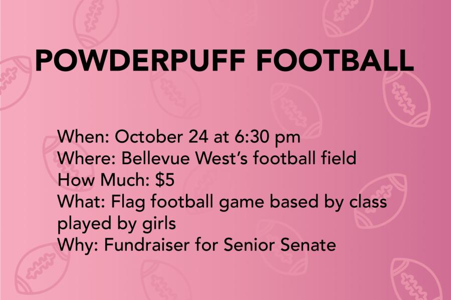 Powderpuff raises money for Senior Senate