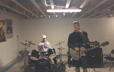Students form alternative rock band to showcase musical talent
