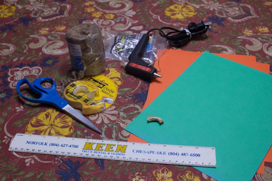 Materials+for+Paper+Pumpkin
