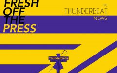 Weekly news presented by The Thunderbeat with Shane Daughtrey
