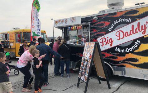 Bellevue Public Schools hosts first Food Truck Rally