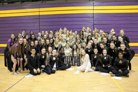 Bellevue West winter groups sweep State Championships