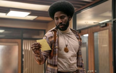 "The Thunderbeat staff reviews ""BlackkKlansman"""