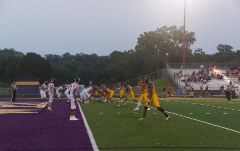 Bellevue West Football vs. Lincoln High 8/24/2018 Photo Essay