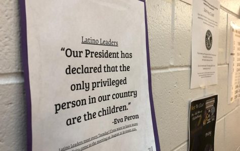 Latino Leaders empowers others with Eva Peron