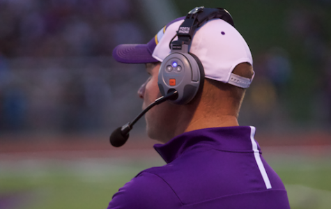 Football preview: Q & A with Coach Huffman