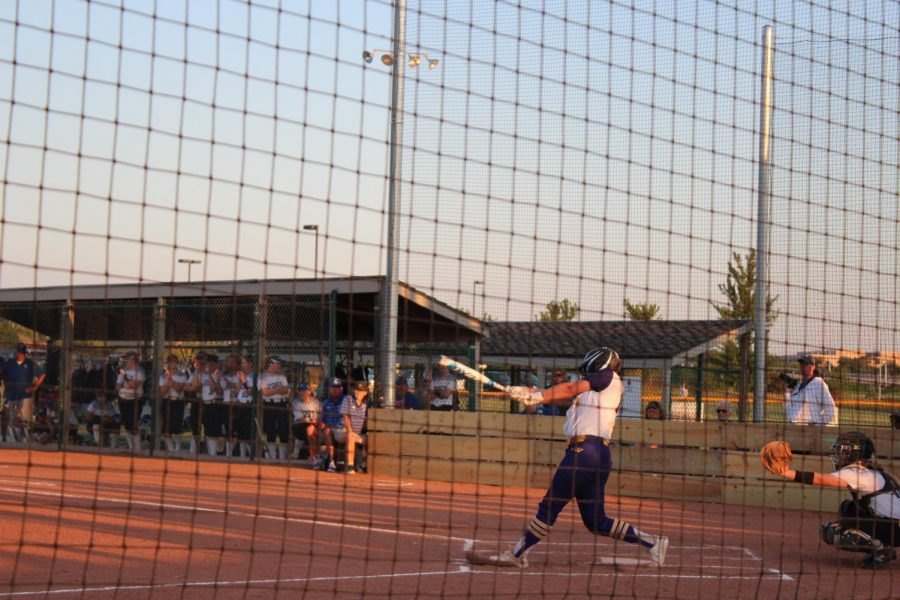 Bellevue West Softball vs. Lincoln East High 9/11/2018 Photo Essay