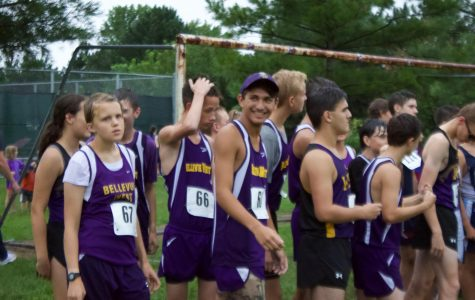 Bellevue West Cross Country Invitational 9/4/2018 Photo Essay