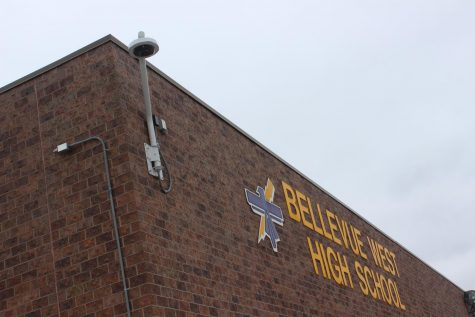Bellevue West implements new security system