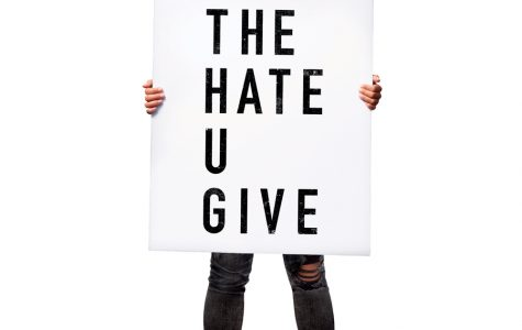 "The Thunderbeat staff reviews ""The Hate U Give"""