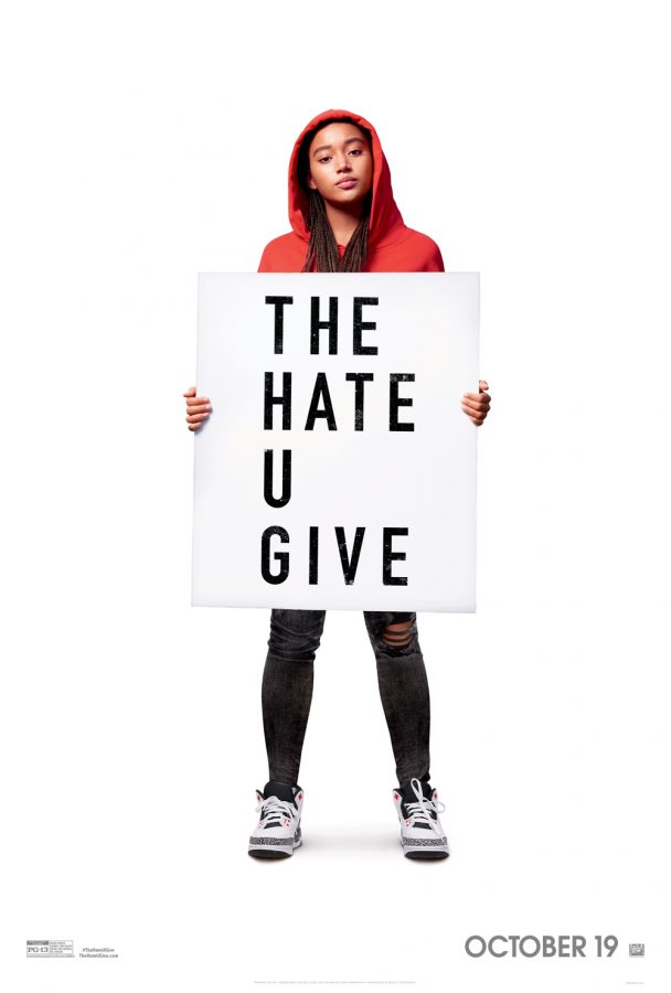 The Thunderbeat staff reviews The Hate U Give