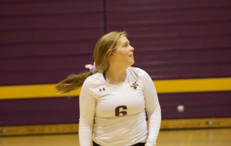 Bellevue West Volleyball vs. Omaha Benson 10/9/18 Photo Essay