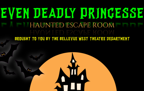 Bellevue West theatre hosting second annual haunted escape room