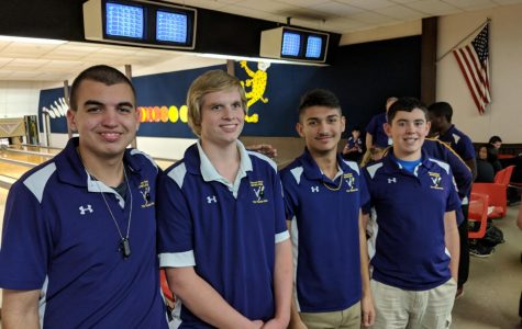 Bellevue West Varsity Unified Bowling team leaves first event victorious