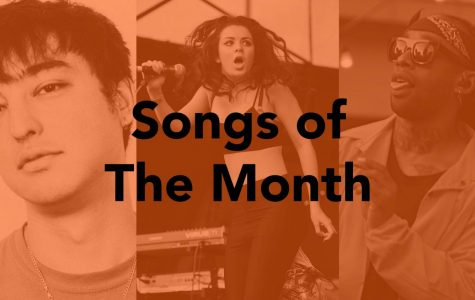Songs of the month: October