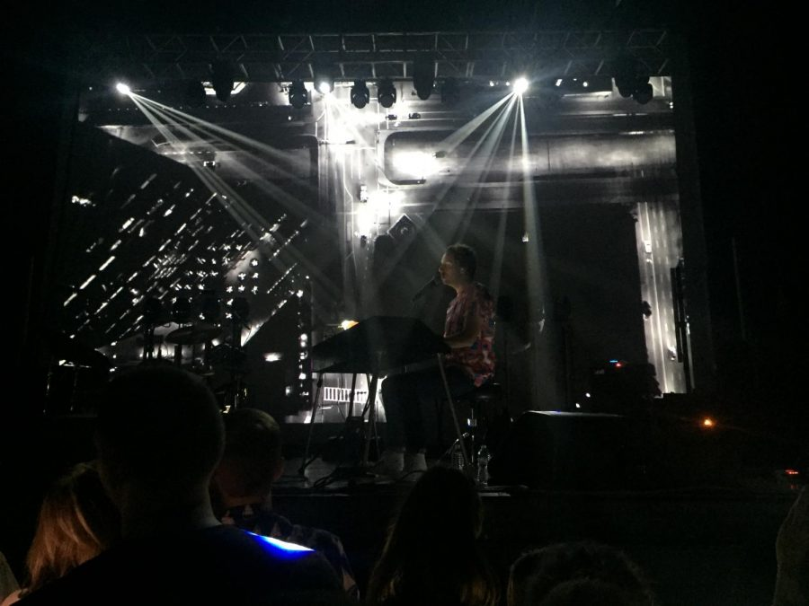 Ben Rector performing at The Pageant in St. Louis