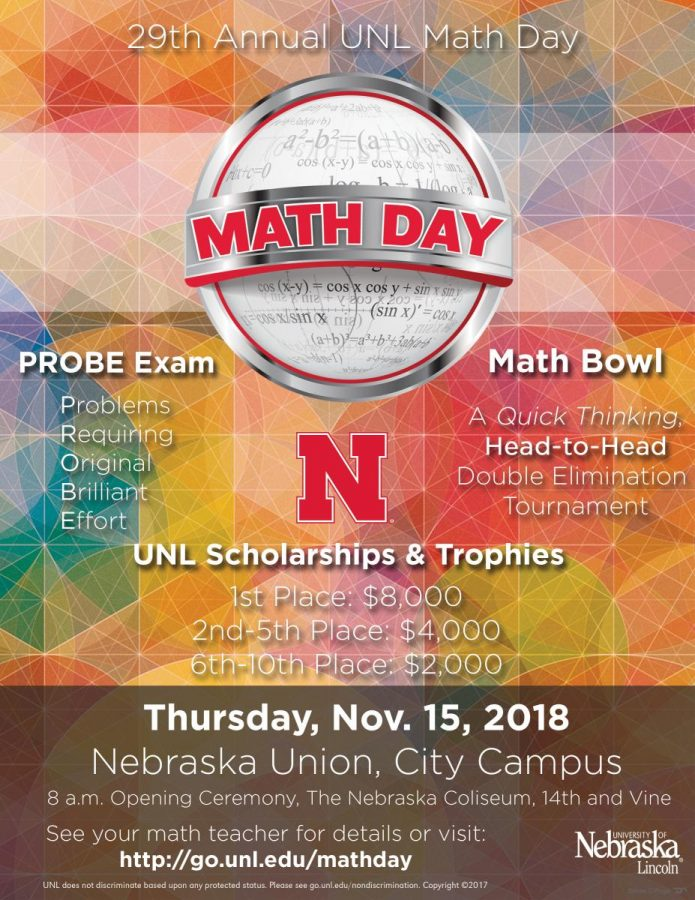 UNL Math Day open to all students