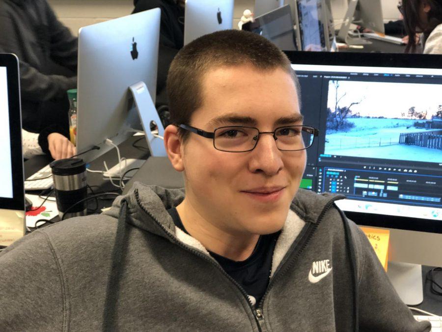 Meet the Staff S3:E20: Michael Taken