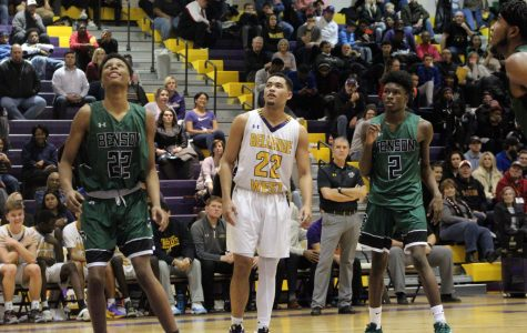 Bellevue West Boys BasketBall vs Benson High 12/7/18 Highlight Reel