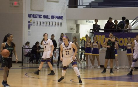 Bellevue West Girls Basketball vs. Benson High 12/7/18 Highlight Reel