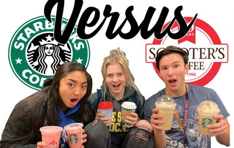 Versus: Starbucks vs. Scooter's