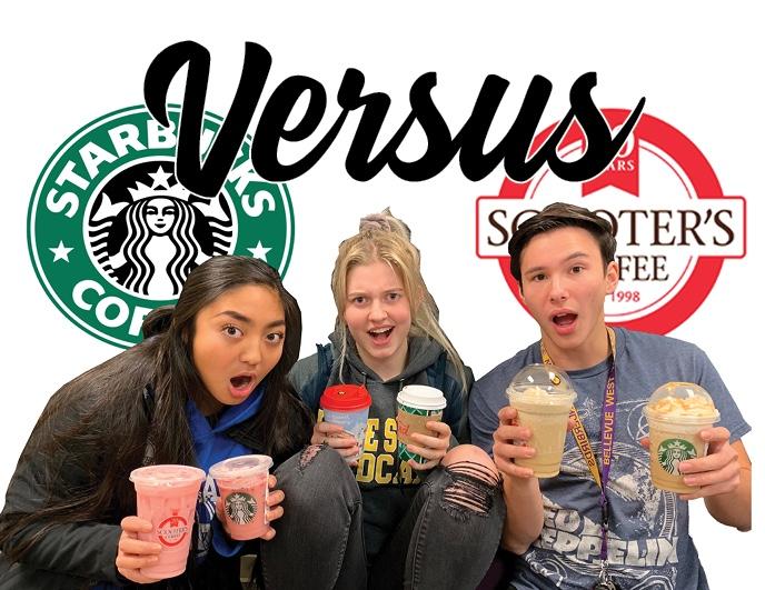 Versus: Starbucks vs. Scooter's