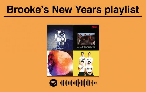 Upbeat songs to ring in the new year