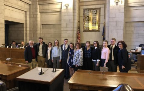 Senator Morfeld brings Student Press Freedom LB206 before Nebraska's Judiciary Committee