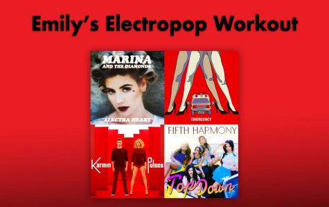 Emily's Electropop Workout Playlist