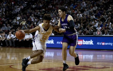 Photo Essay: Bellevue West vs. Omaha Central at State Basketball Semi Finals 3/8/19