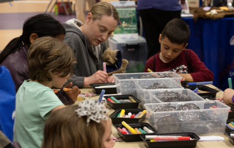 Earth Day at the Lied Activity Center photo essay