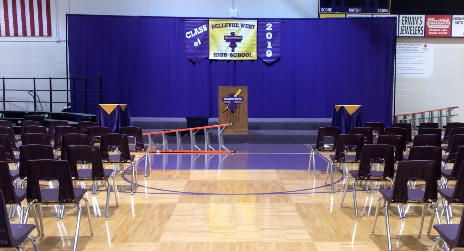 As Graduation Nears, Students, Parents, and Administrators Weigh In On Seating Issues