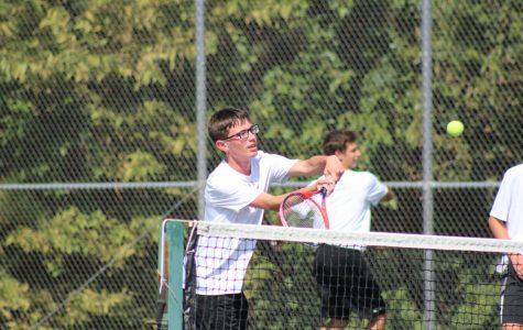 Boys Tennis vs. Nebraska City Thursday 8/29 Photo Essay