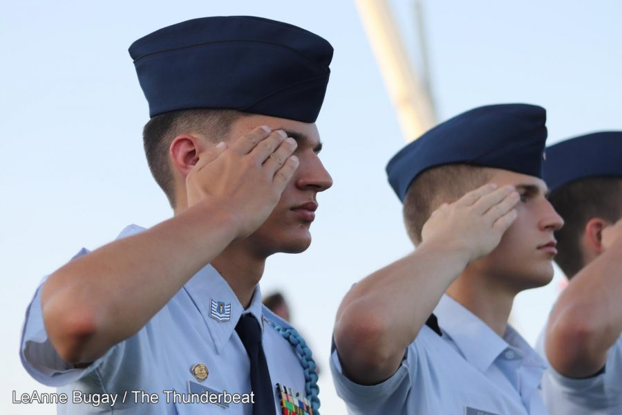 AFJROTC honors fallen heroes since 9/11