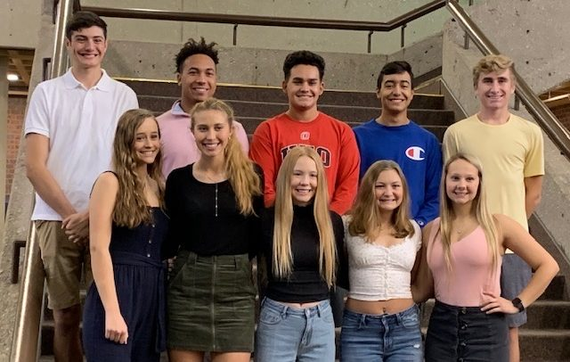 Introducing the 2019 Homecoming Court