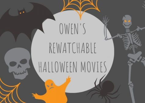 Owen's rewatchable Halloween movies