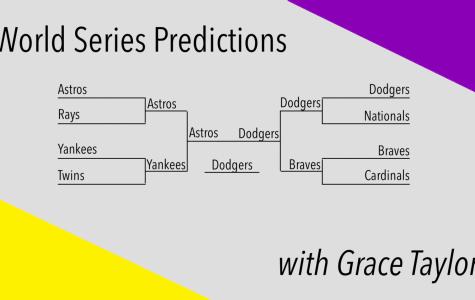 Grace's baseball post-season predictions
