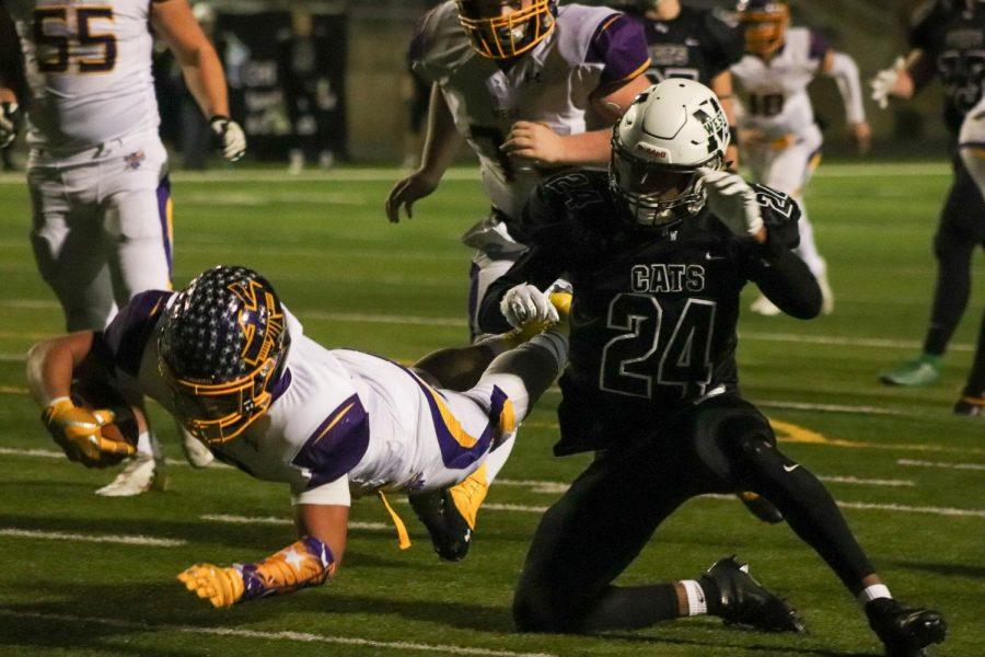Photo Essay: Football vs. Millard West 11/15