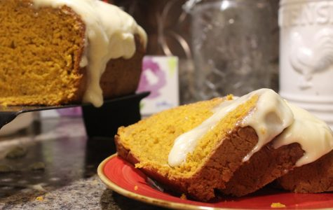Gluten Free Cooking with Madison E2: Pumpkin Bread